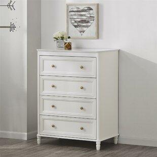 Affordable Price Piper 4 Drawer Dresser ByLittle Seeds