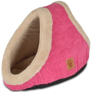 Snoozzy Mod Chic Double Hide and Seek Cat Bed