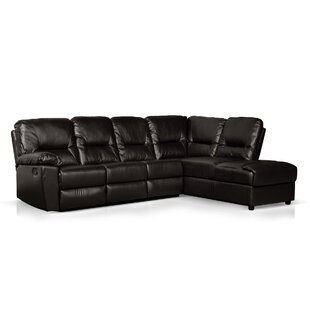 Cillia Reclining Sectional Wildon Home ?
