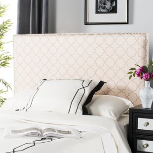 Price Check Farringdon Queen Upholstered Panel Headboard by House of Hampton