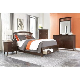 Hallberg Panel Configurable Bedroom Set
