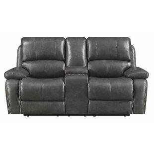 Neace Reclining Loveseat by Red Barrel Studio