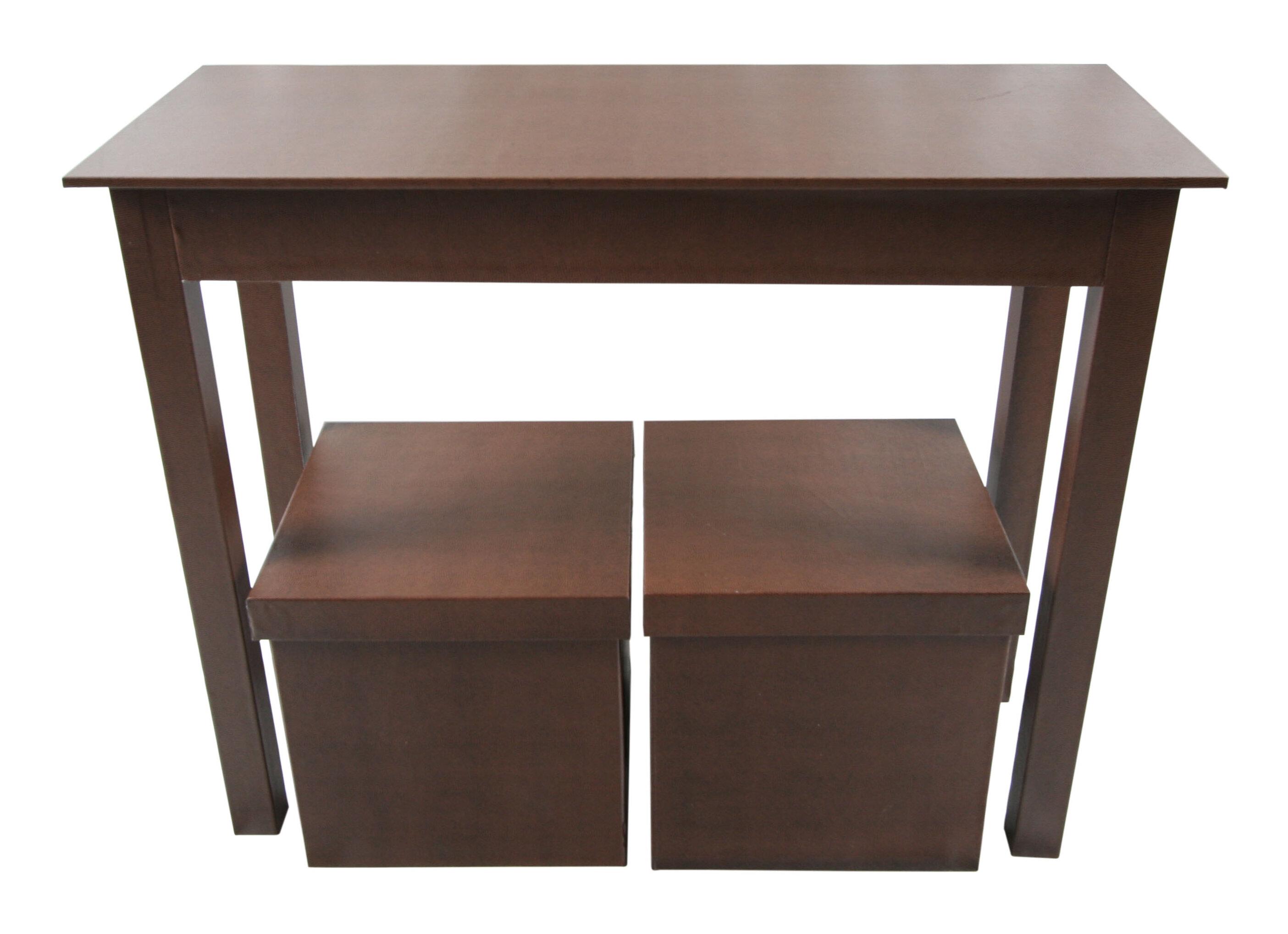 sc 1 st  Wayfair & Upscale Designs by EMA 3 Piece Console Table Set | Wayfair
