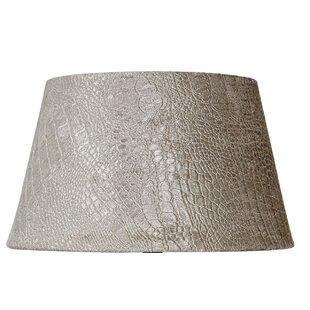 Crushed velvet lampshade wayfair aldershot 245cm velvet empire lamp shade aloadofball Images