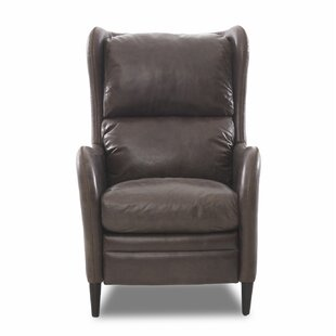 Bastow High Leg Power Recliner Canora Grey