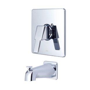 Olympia Faucets Single Handle Wall Mounte..
