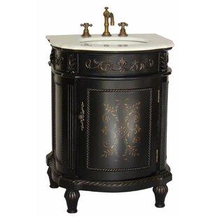 Comparison Roseberry 26 Single Bathroom Vanity Set By Astoria Grand