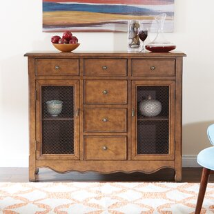 Patin Storage Console Table