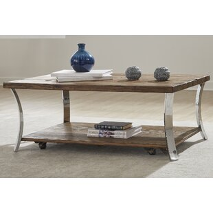 Juniata Coffee Table Gracie Oaks
