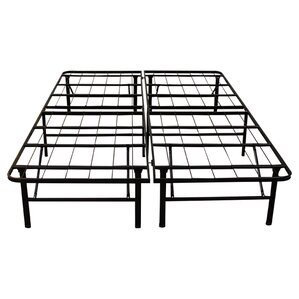 14 platform heavy duty metal bed frame - California King Bed Frames