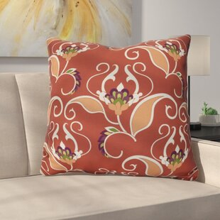Selina Floral Print Throw Pillow