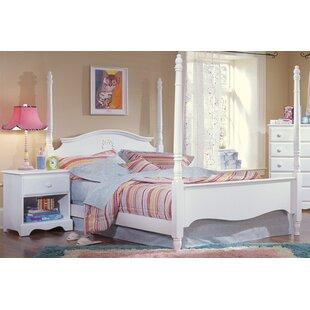 Sikorsky Cottage Princess Panel Bed by Grovelane Teen