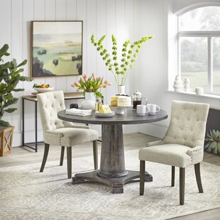 Theodosia 3 Piece Dining Set One Allium Way