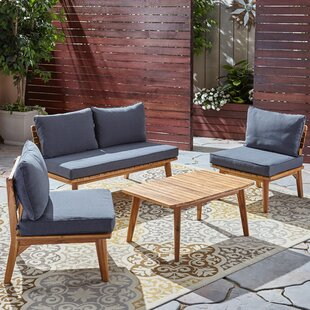 Mabie Outdoor Sofa Seating Group