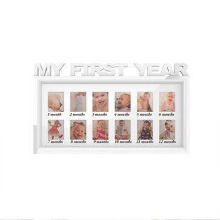 First Year Frame Wayfair