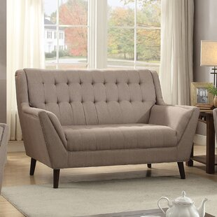 Maddy Loveseat by Latitude Run Great price