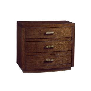 Laurel Canyon 3 Drawer Bachelor's Chest