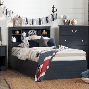 South Shore Aviron Mate's Bed with 3 Drawers