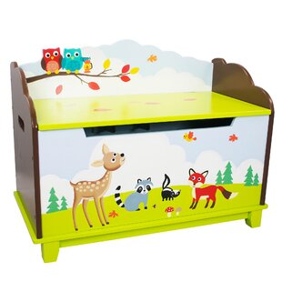 Reviews Enchanted Woodland Toy Chest By Fantasy Fields