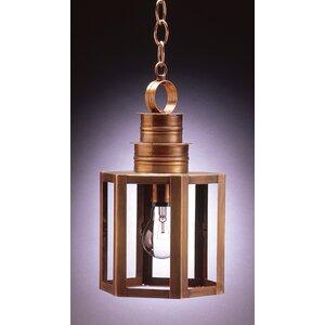 Hardwick 1-Light Outdoor Hanging Lantern