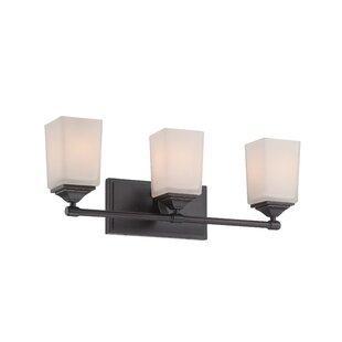 Designers Fountain Corbin 3-Light Vanity Light