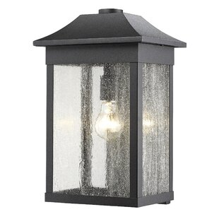 Astille Traditional 1-Light Outdoor Flush Mount