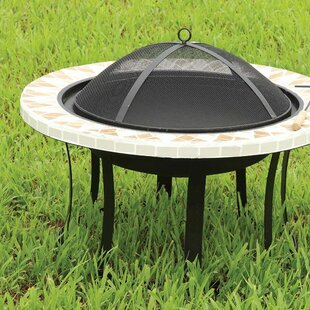 A&J Homes Studio Banno Cast Iron Fire Pit