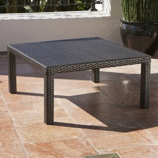 Northridge Woven Table by Three Posts New Design