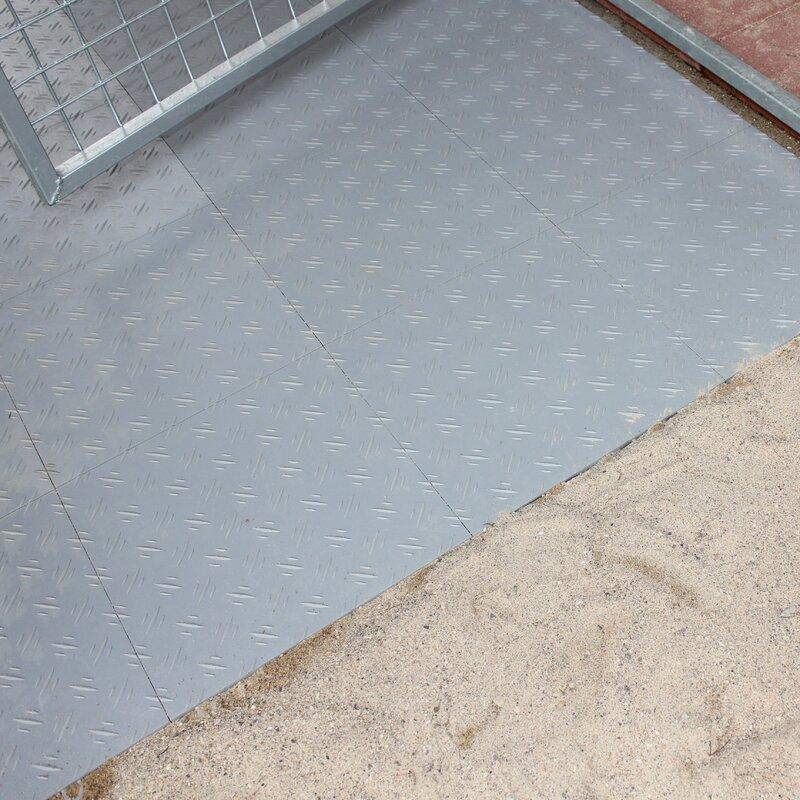 K9 Kennel Basic Yard Tile