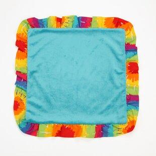 Best Price Terrific Tie Dye Binky Blanket ByOne Grace Place