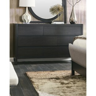 Ludlow 6 Drawer Dresser by Brayden Studio Savings