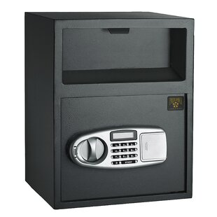Front Load Digital Depository Safe with Electronic Lock by