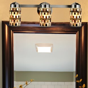 Reviews Java 3-Light Vanity Light By World Menagerie