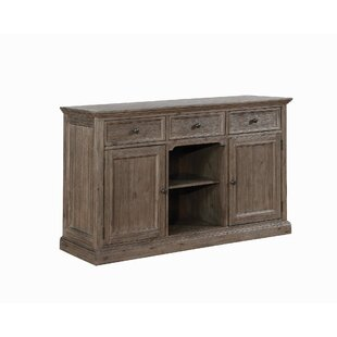 Steel 3 Drawer Server Gracie Oaks
