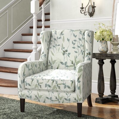 Floral Wingback Accent Chairs You Ll Love In 2019 Wayfair