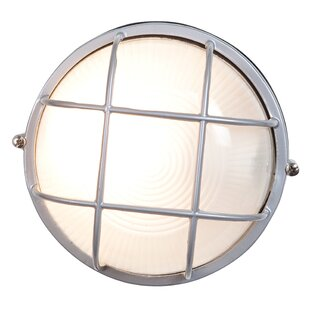 Flintwood LED Outdoor Bulkhead Light