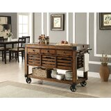 Morrison Kitchen Cart by 17 Stories