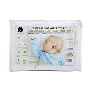 100% Waterproof and Hypoallergenic Crib Mattress Protector