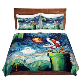 Not Invincible Duvet Cover Set