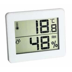 Church Thermo Hygrometer By Symple Stuff