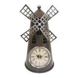 Windmilll Table Clock