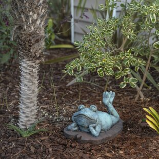 Frog Statues Sculptures Free Shipping Over 35 Wayfair