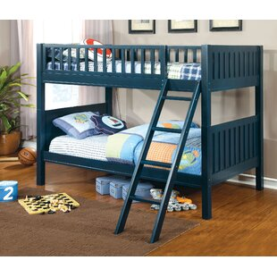 Oceania Twin Bunk Bed by Hokku Designs