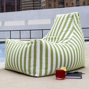 Standard Outdoor Friendly Bean Bag Chair & Lounger By Ebern Designs