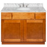 Stough 42 Single Bathroom Vanity Set by Winston Porter