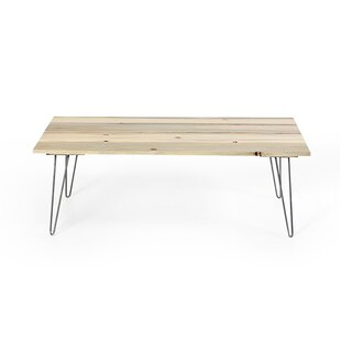 Slat Coffee Table by Ghost River Furniture