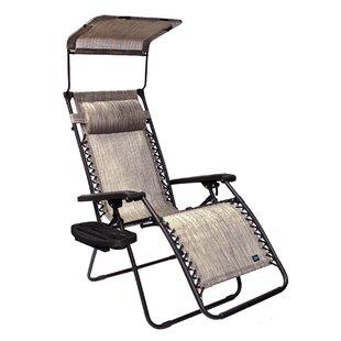 Micah Reclining/Folding Zero Gravity Chair