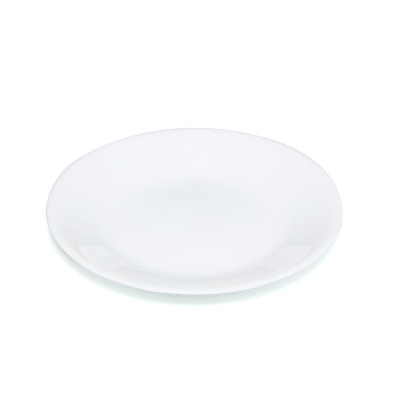 Corelle Livingware Winter Frost 6 75 Bread And Butter Plate Reviews Wayfair