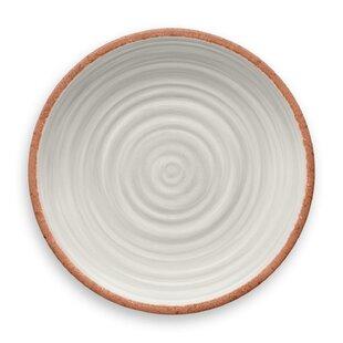 Swirl 27cm Melamine Dinner Plate (Set Of 4) By Tar Hong