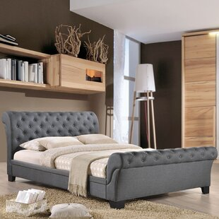 Best Choices Queen Upholstered Sleigh Bed by Modway Reviews (2019) & Buyer's Guide